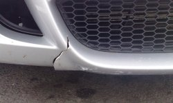 split bumper before